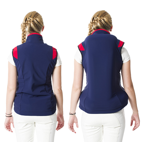 Airshell gilet BR 6